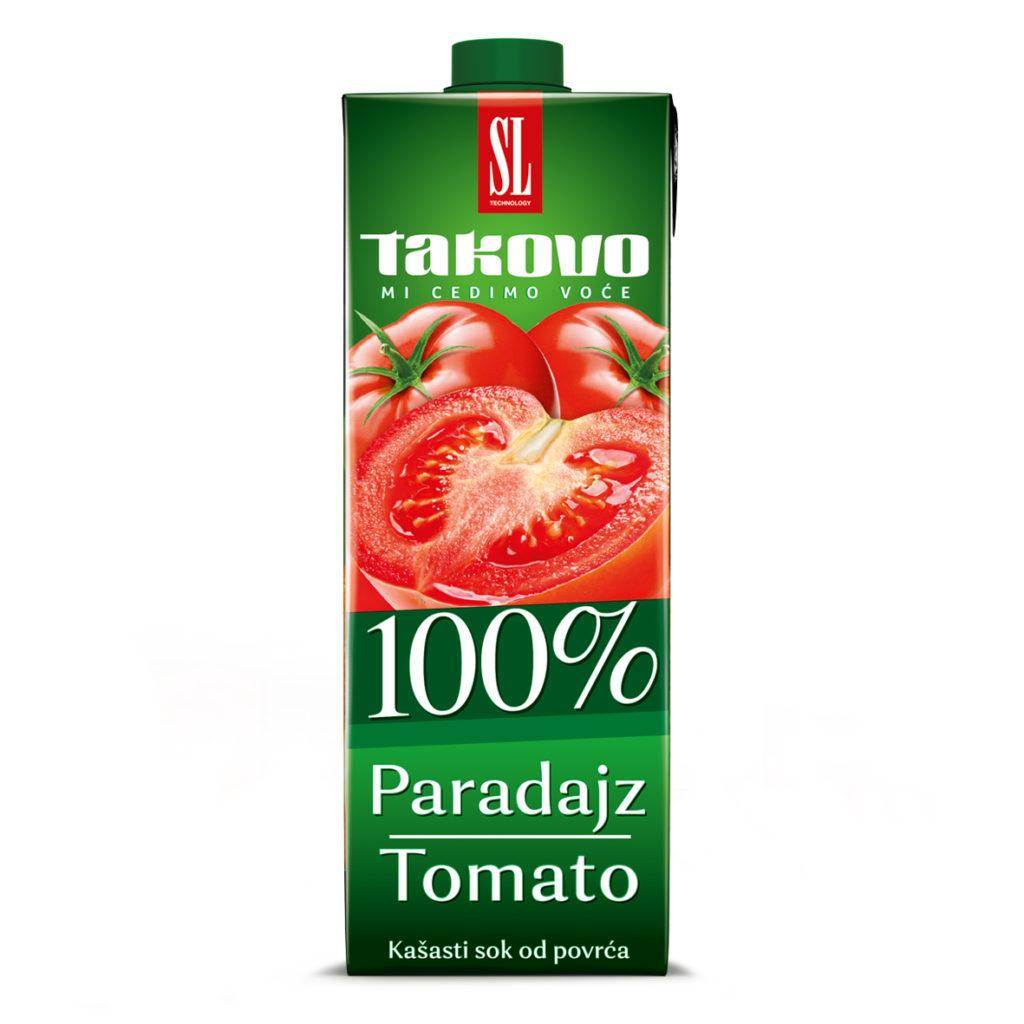 100 Paradajz 1L