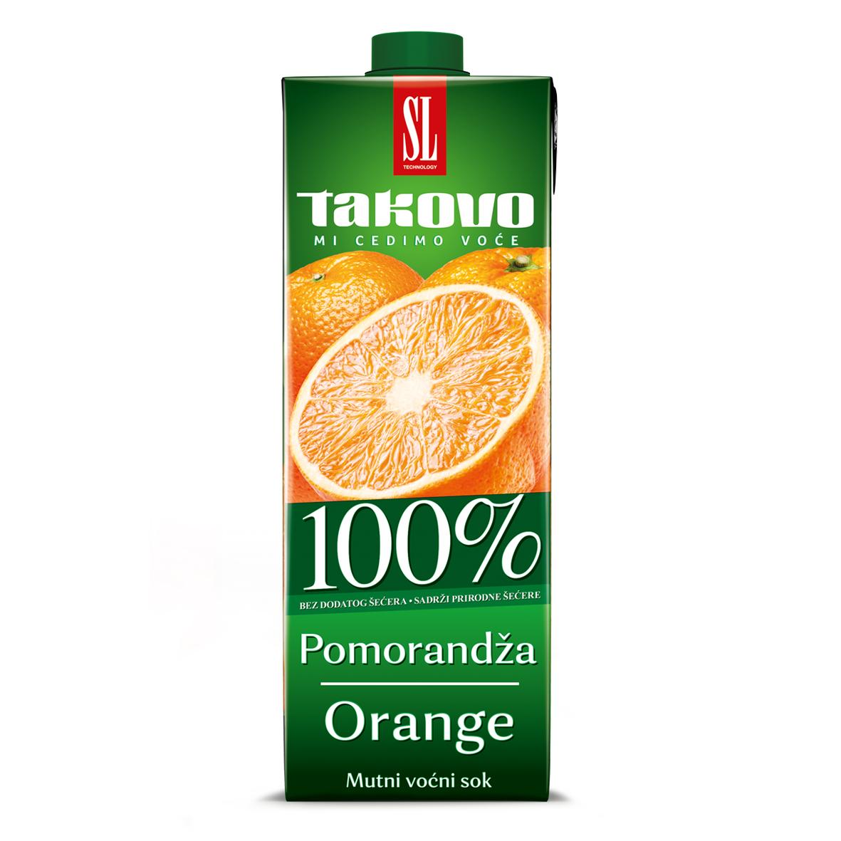Pomorandza 1L