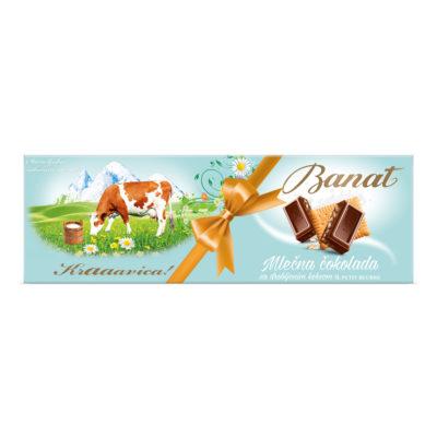 Banat Cokolada Keks 240g
