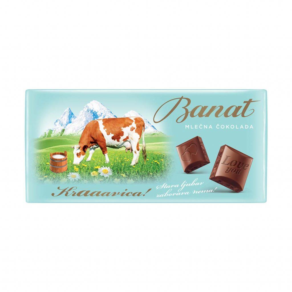 Banat-Cokolada-Mleko-90g