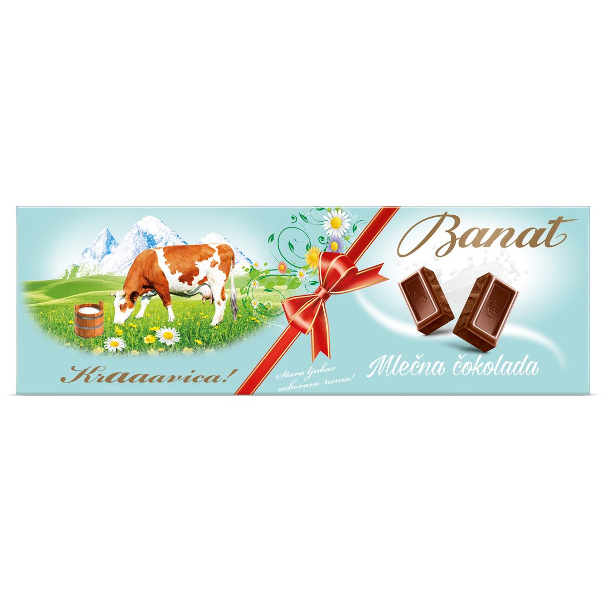 Banat cokolada