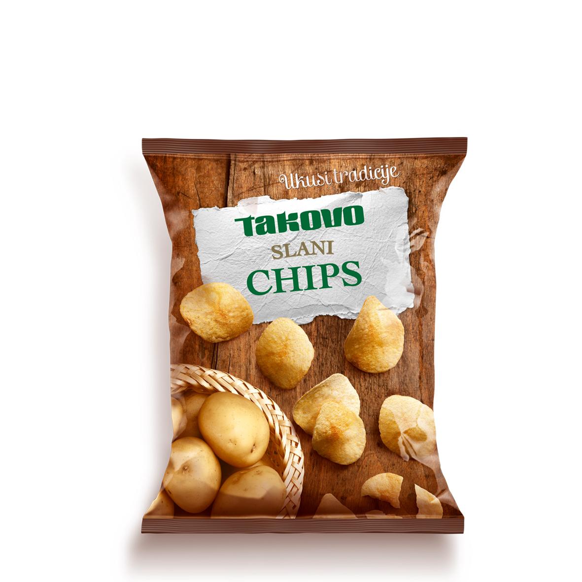 Chips 40g