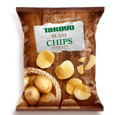 Chips Rebrasti 150g