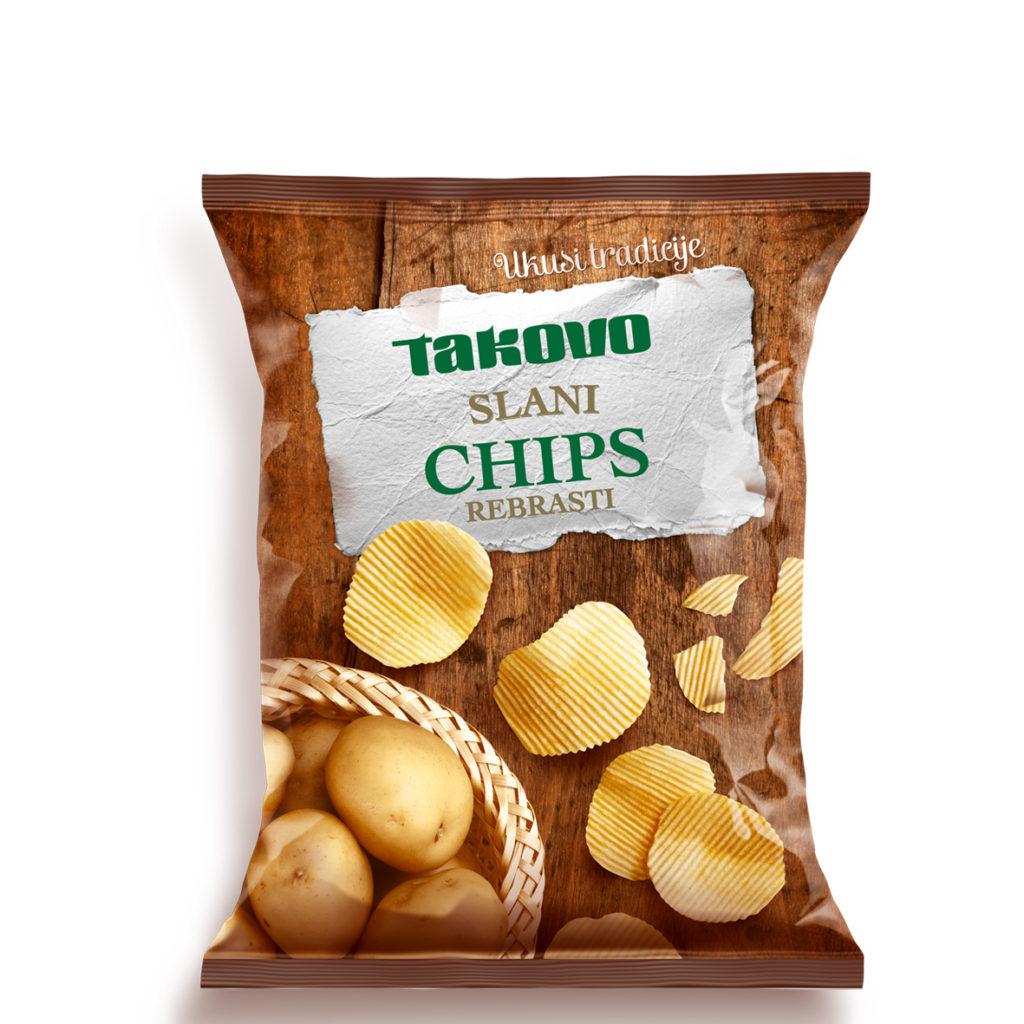 Chips Rebrasti 90g