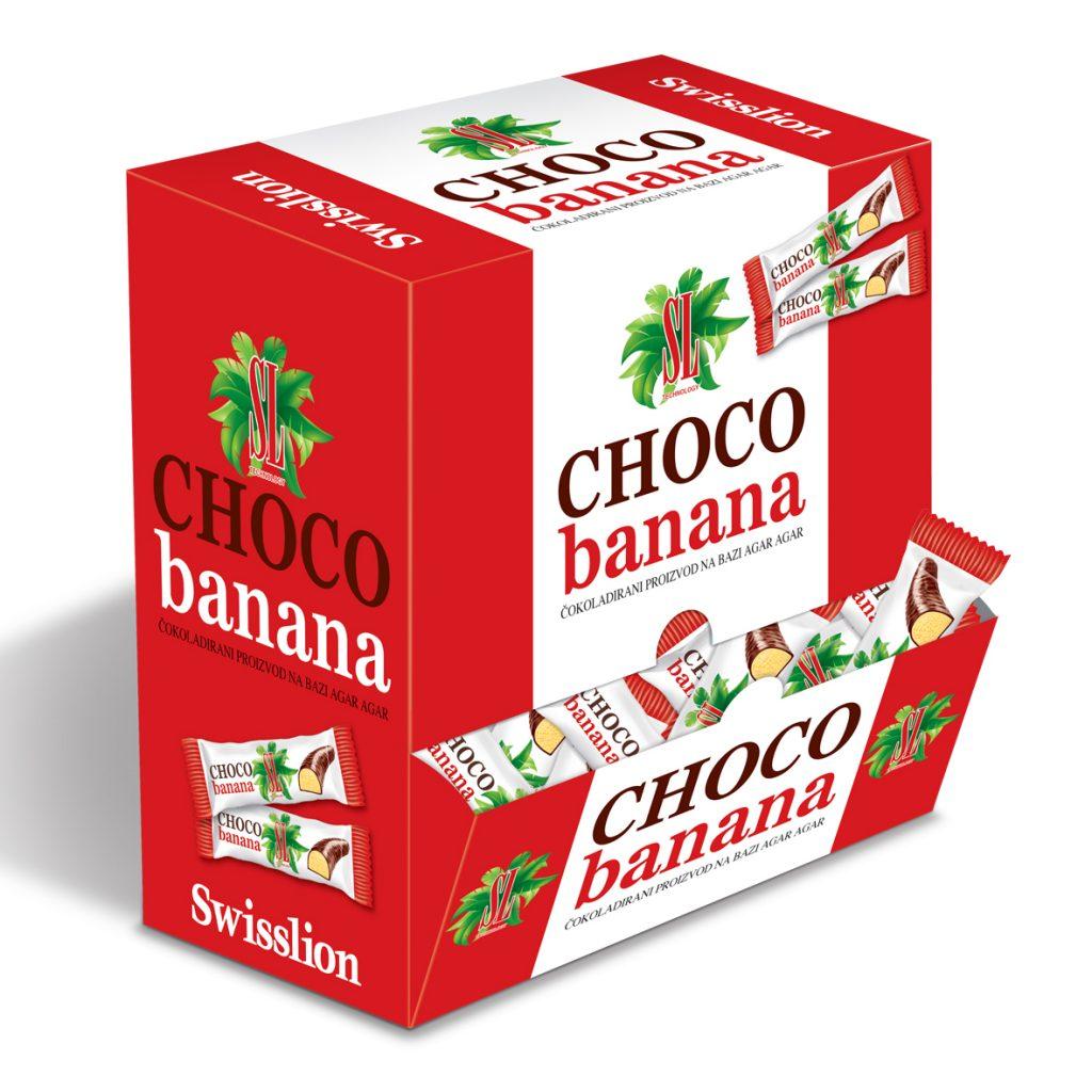 Choco banana 18g