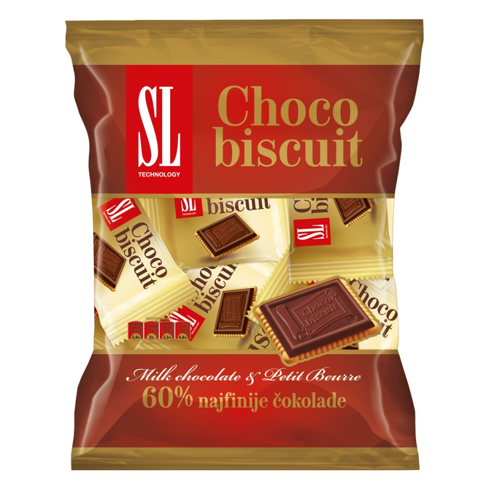 Choco biscuit 300g