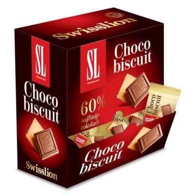 Choco Biscuit Fioka