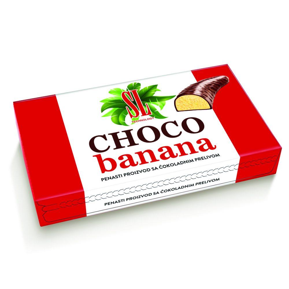 Choco banana 252g