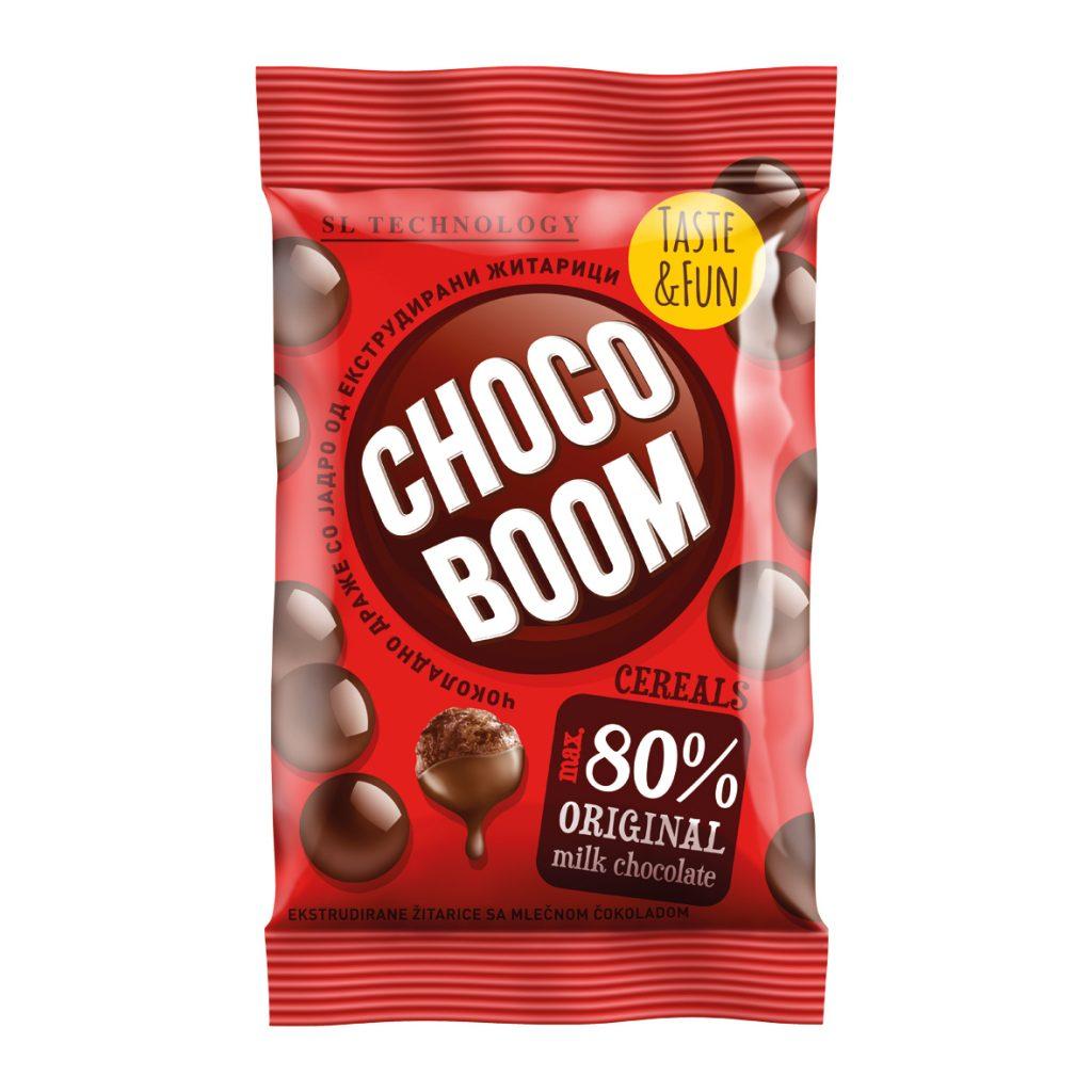 Choco Boom žitarice 80g