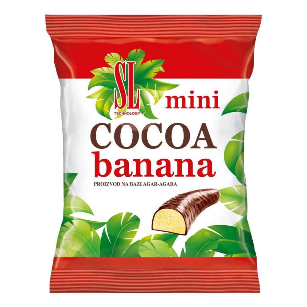 SL Cocoa bananica 100g