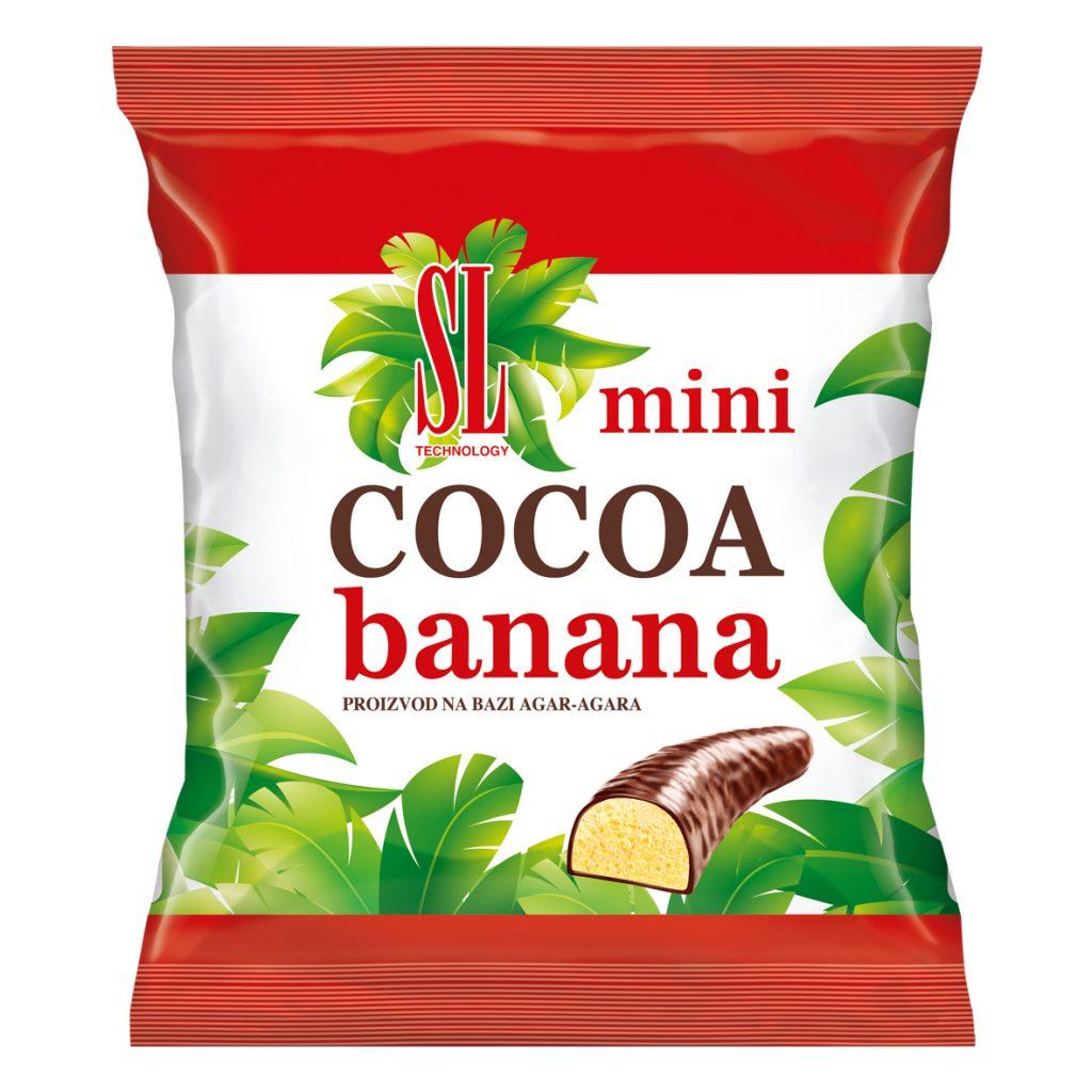 SL Cocoa bananica 150g