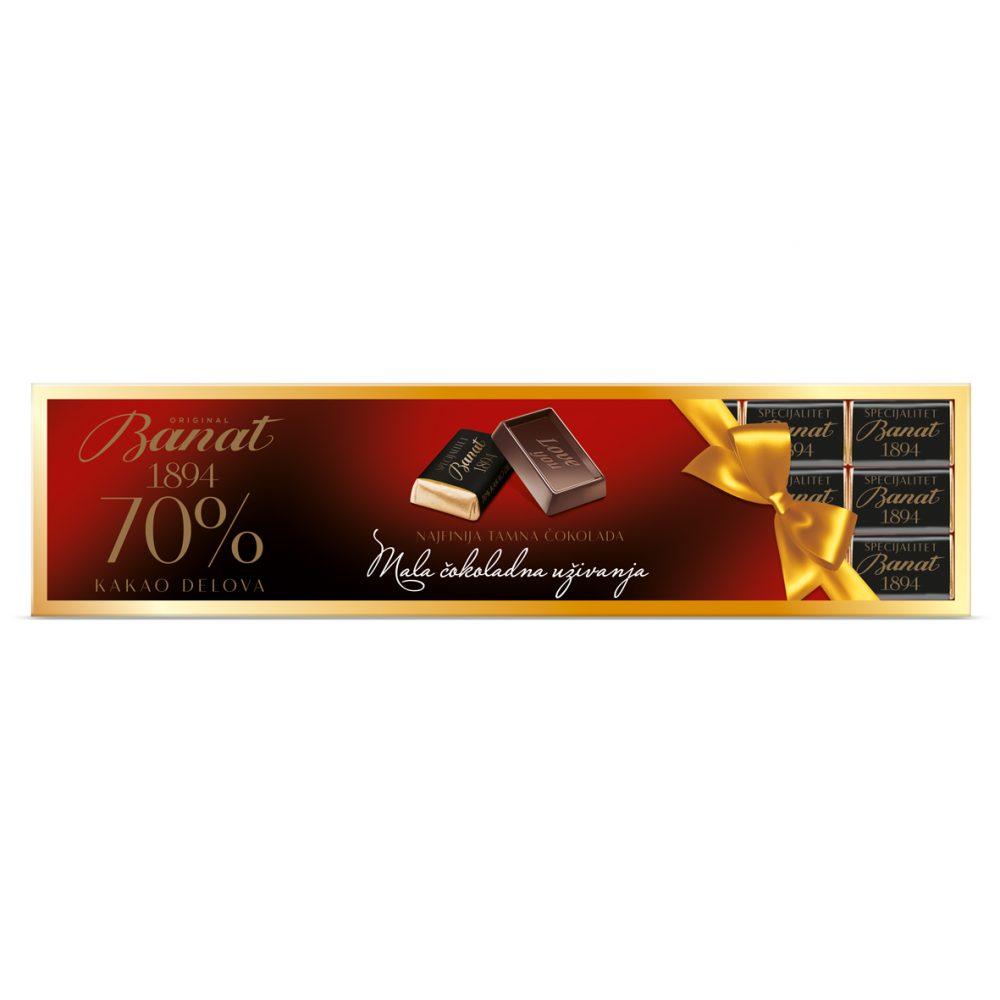 Specijalitet crna čokolada Banat 1894
