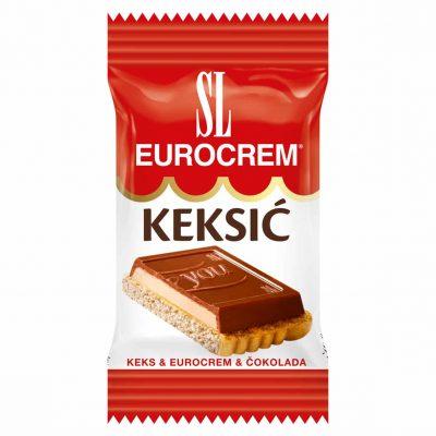 Eurocrem keksić 24g
