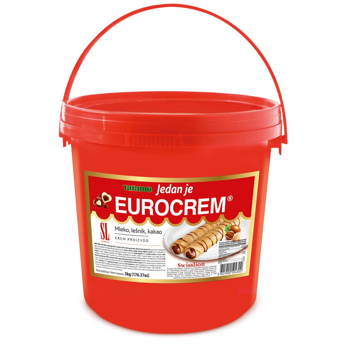 Eurocrtem-5000g