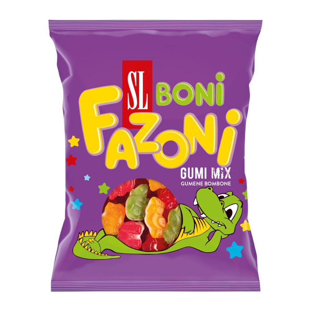 SL Boni Fazoni gumi mix 100g