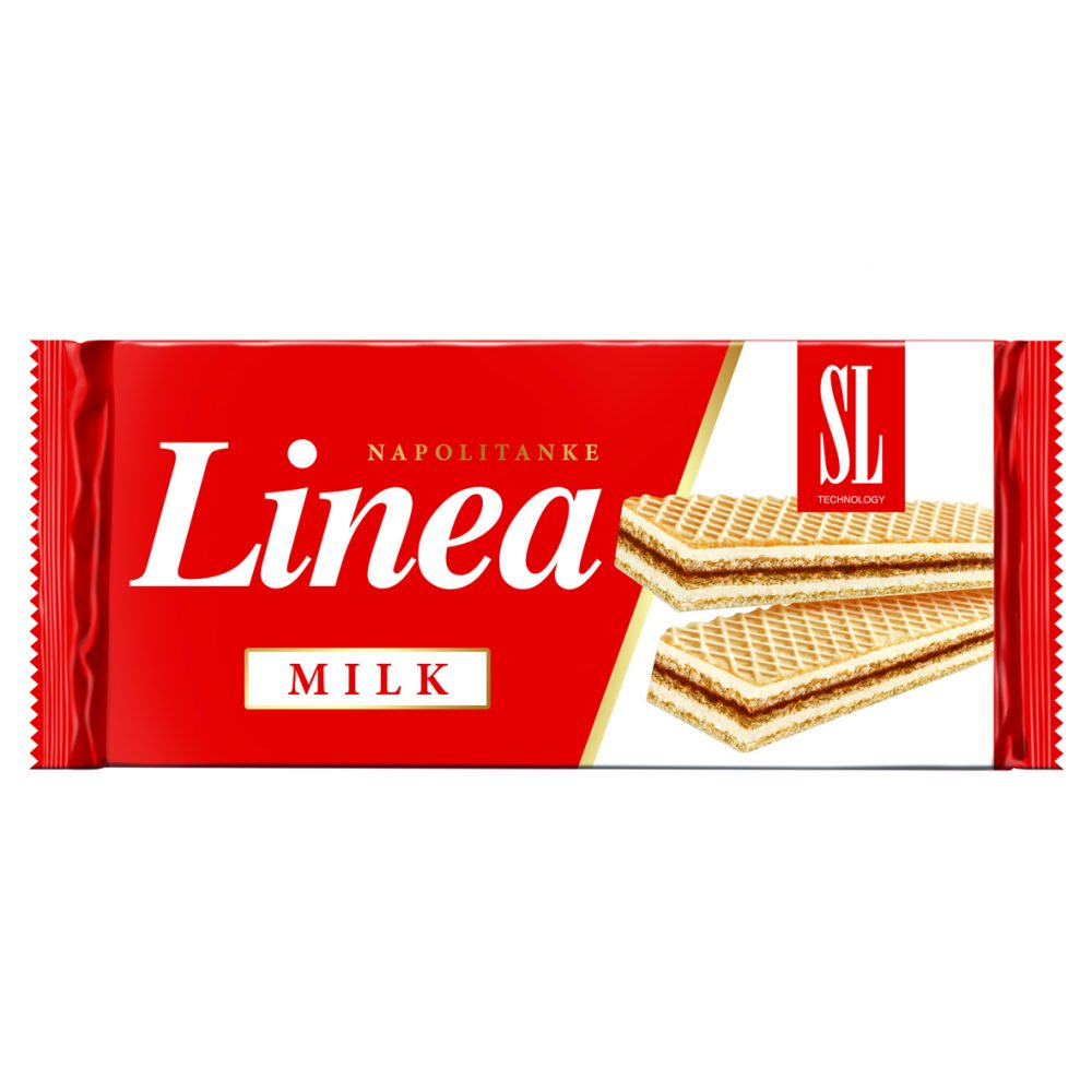 Linea Wafel Milk 160g