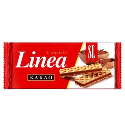 Linea kakao štanglice 200g