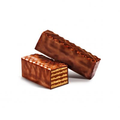 Napolitanke sa kakao prelivom