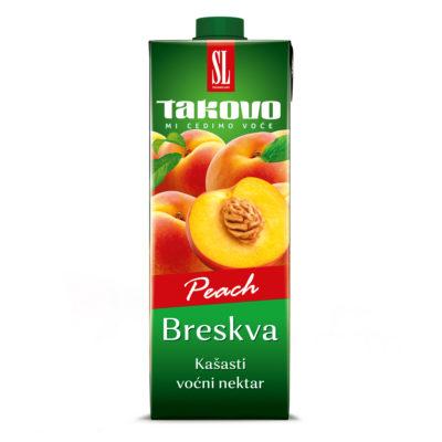 Nektar Breskva 1L