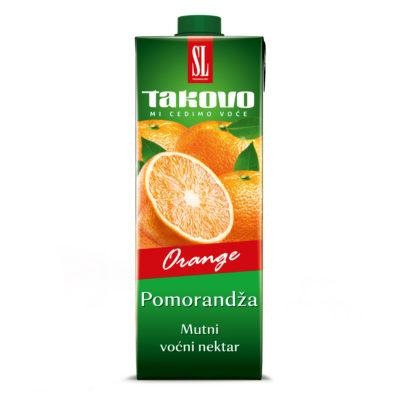Nektar Pomorandza 1L