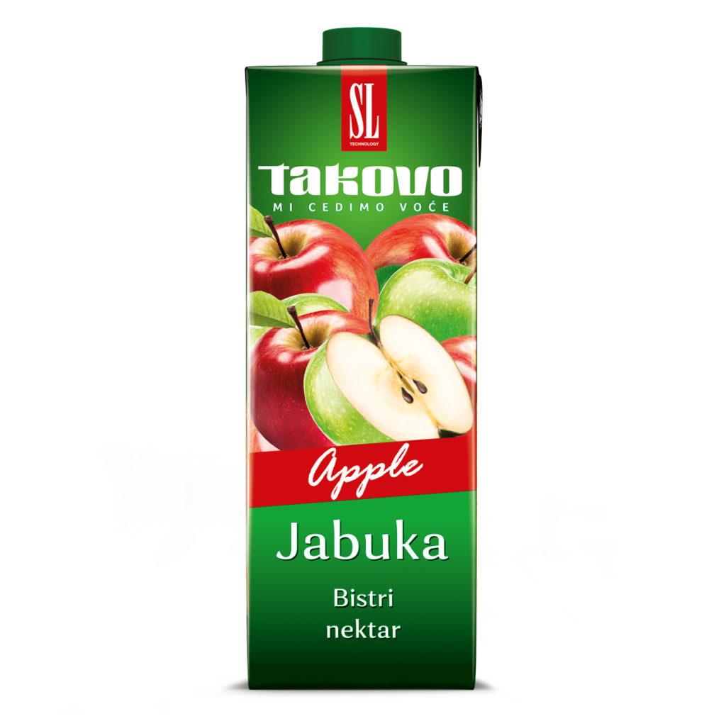 Nektar jabuka 1L
