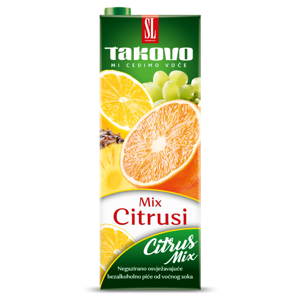 Mix Citrusi 1.5L