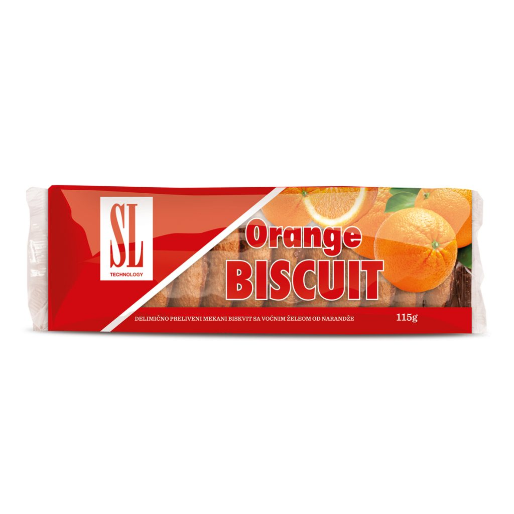 SL Orange biscuit 115g