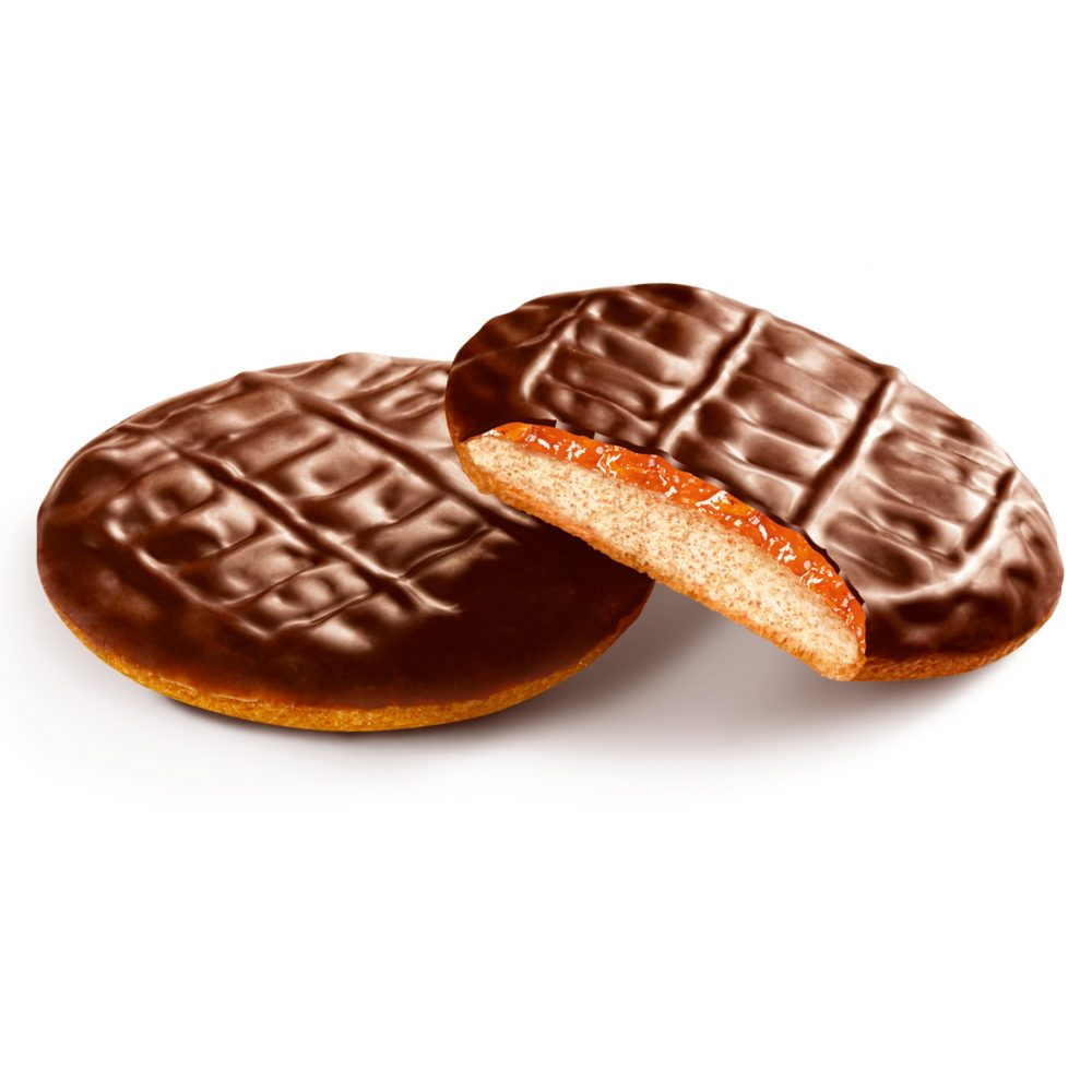 SL Orange biscuit