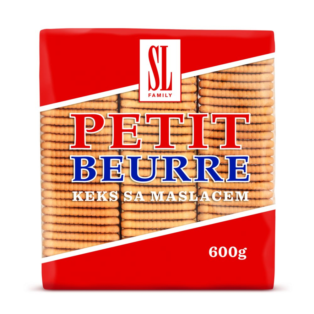 Petit Beurre Classic 600g