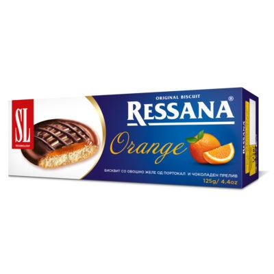 Ressana Pomorandza 125g