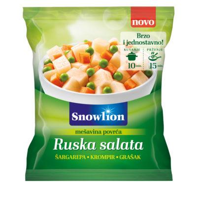 Smrznuto Ruska Salata 450g