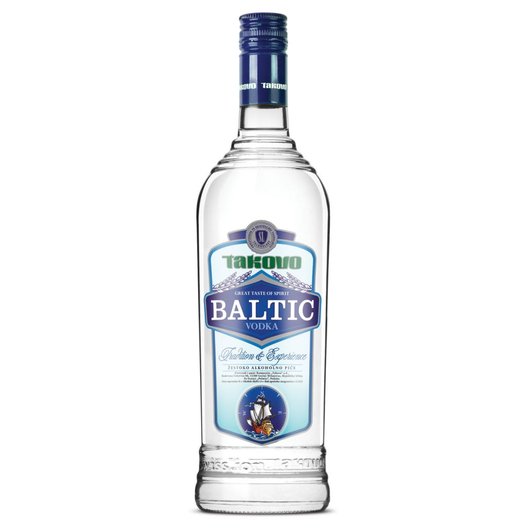 Baltik vodka 40%