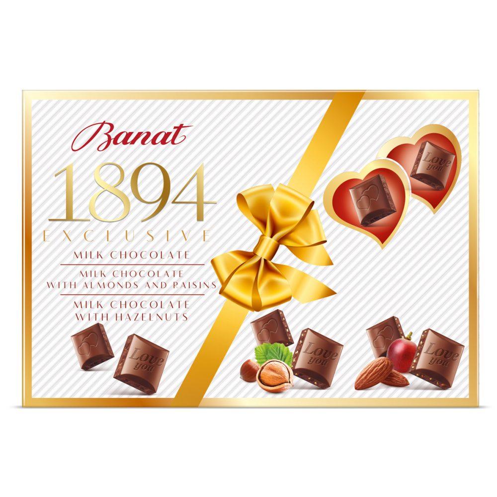 Multipak set čokolade – mlečna čokolada