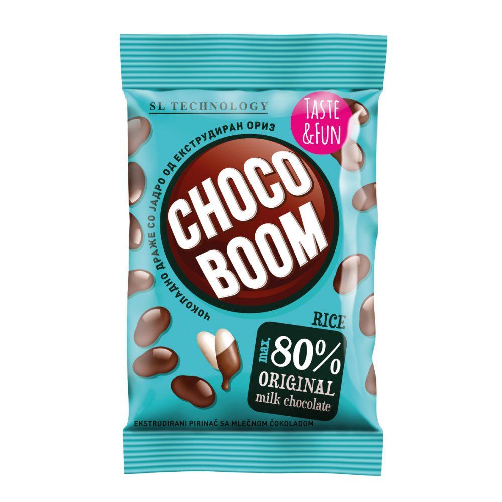 Choco Boom riža 80g