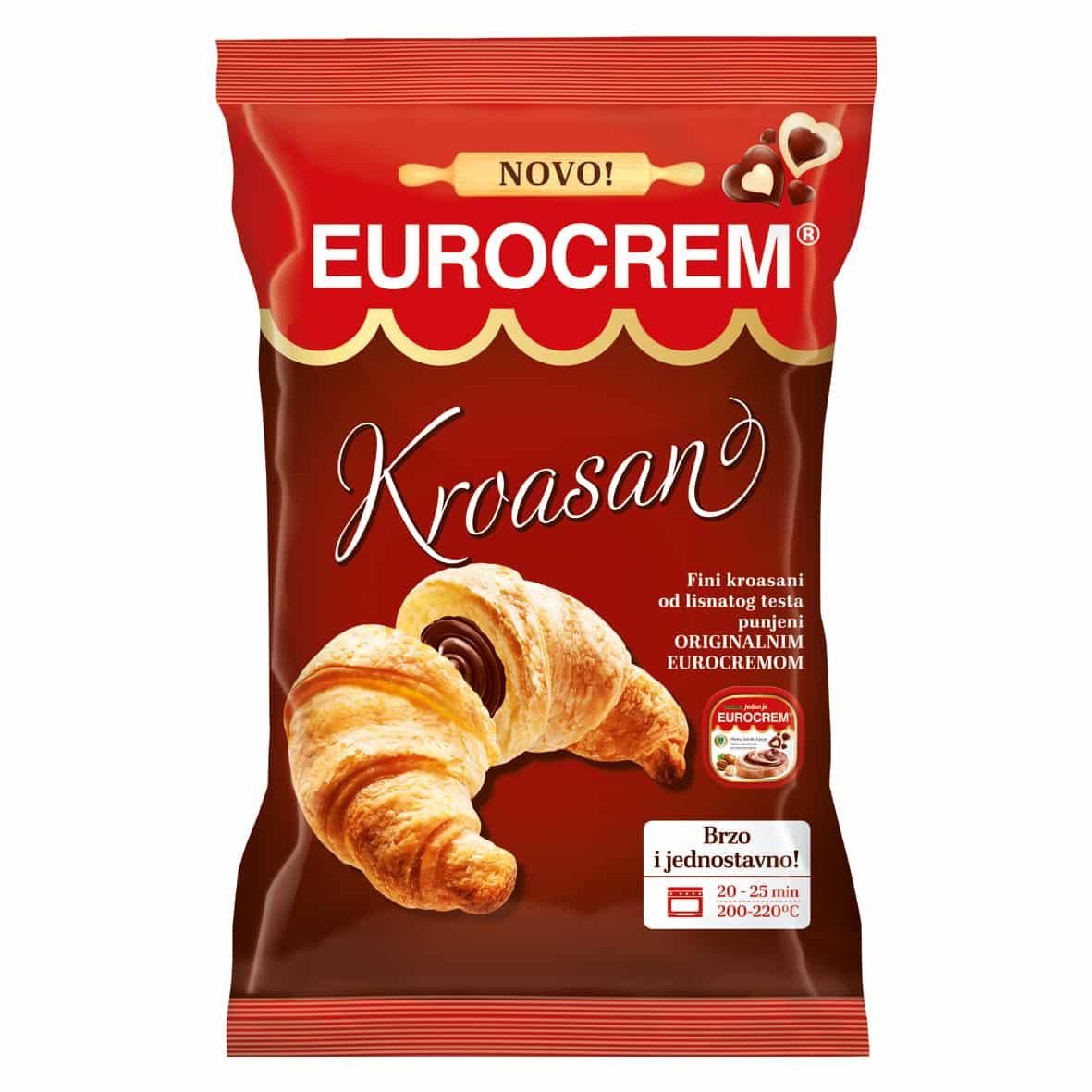 Kroasan Eurocrem 1000g