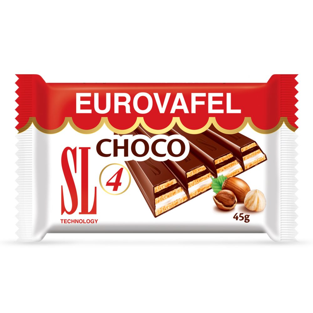 Eurovafel choco 4