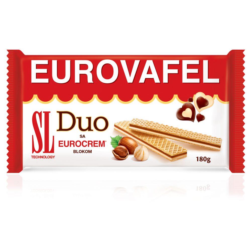 SL Eurovafel duo 180g