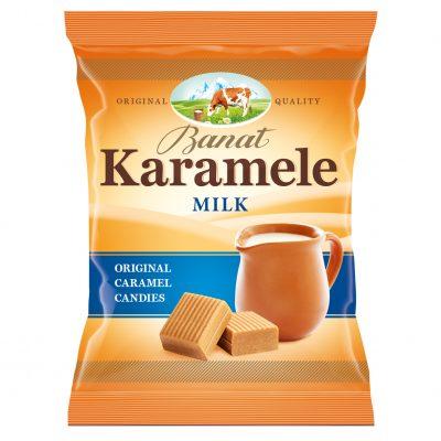 Karamele mlečne 100g