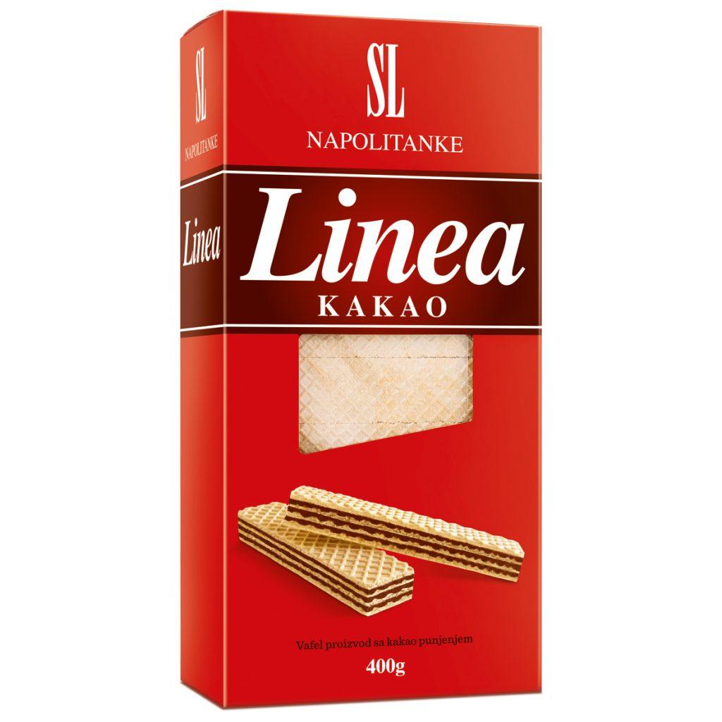Linea kakao 400g