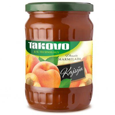 Domaća marmelada kajsija 700g