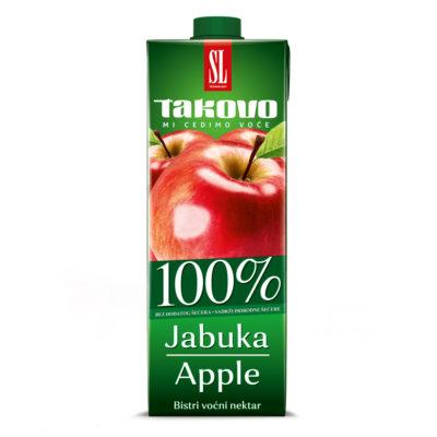 100 Jabuka 1L