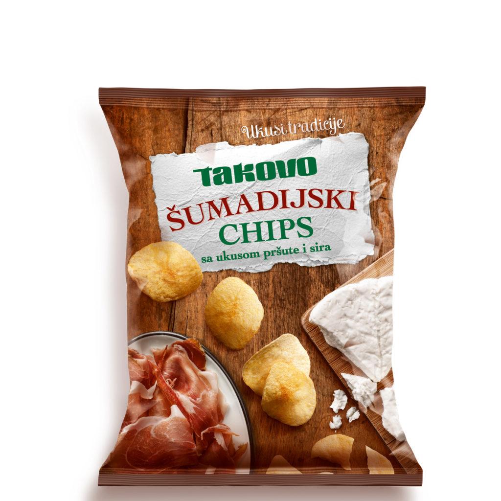 Chips Sumadijski 80g