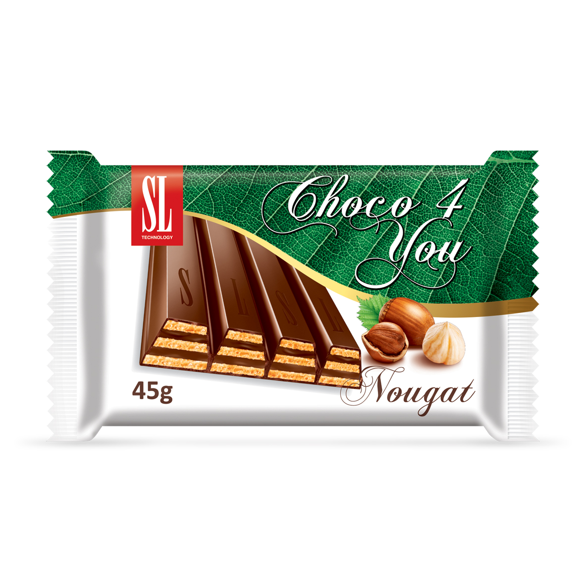 Choco 4 You nougat 45g