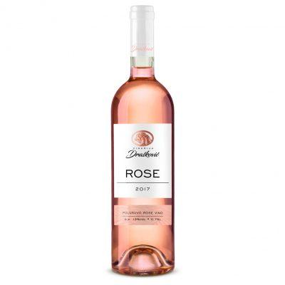 Rose 0.75l