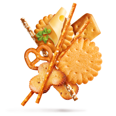 stapici krekeri