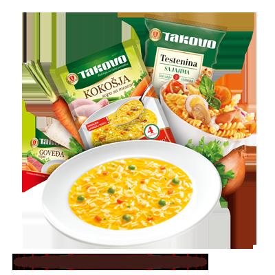 Supe i testenine