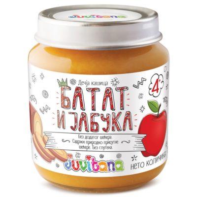 batat i jabuka