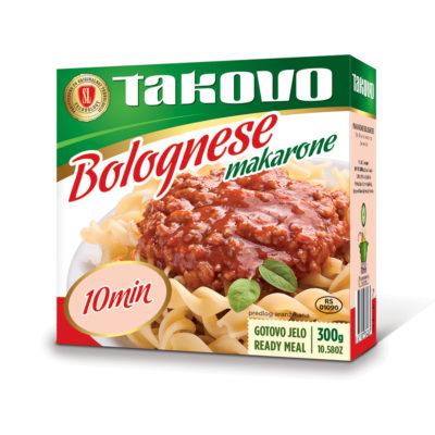 Bolonjeze Makarone 300g