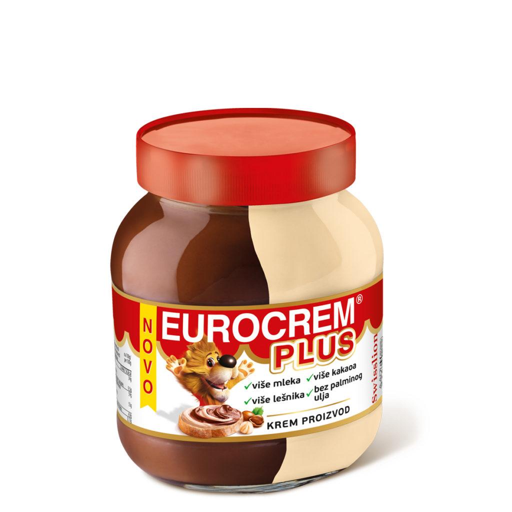 Eurocrem PLUS 400g