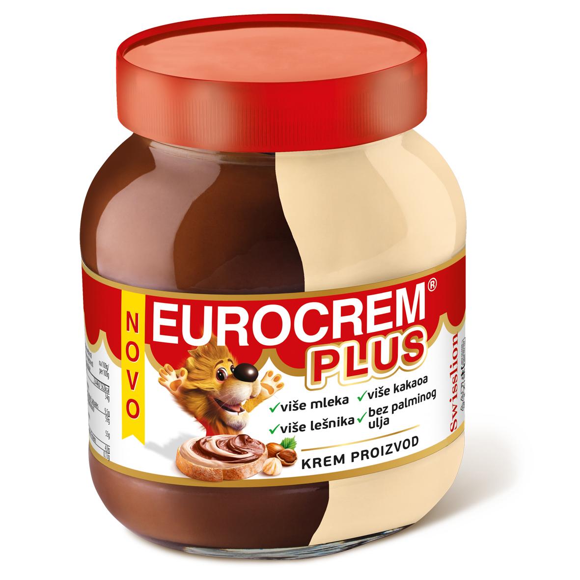 Eurocrem PLUS 700g